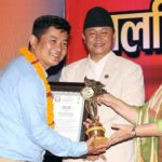 National Film Award 2016 to Pashupati Prasad, Dayahang Rai and Namrata Shrestha