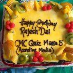 Happy 52nd Birthday Rajesh Hamal