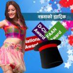 Namrata Shrestha, Best Actress Award Hat Trick