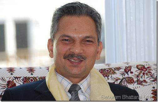baburam_bhattarai