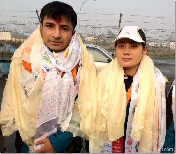 Prakash_dahal_Mt.Everest_team_cpn_maoist