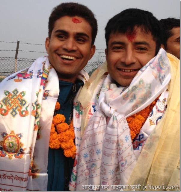 Prakash_dahal_Mt.Everest_team_cpn_maoist_2
