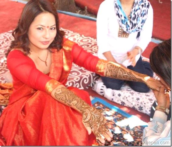 malvika_subba_prepares_for_wedding