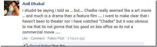 chadke review anil