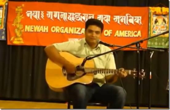 yaman shrestha sings