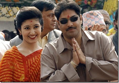 paras-shah and himani shah