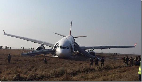 turkish air accident in TIA