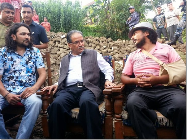 real prachanda meets fake prachanda2