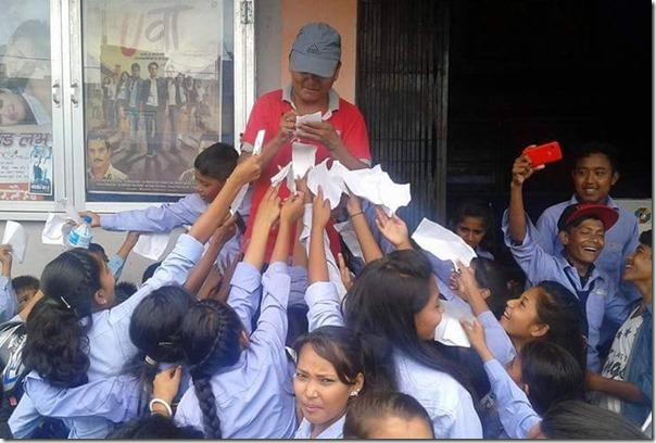 teacher show in hetauda