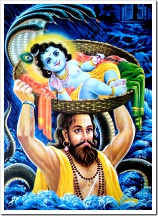 krishna birthd day moha ratri