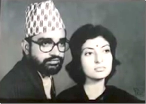 bidhya devi with madan bhandari