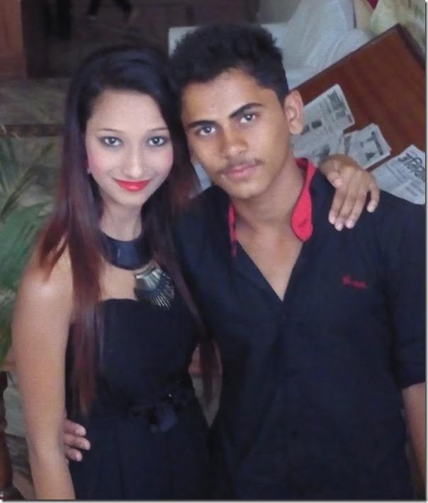 archana paneru and mahesh