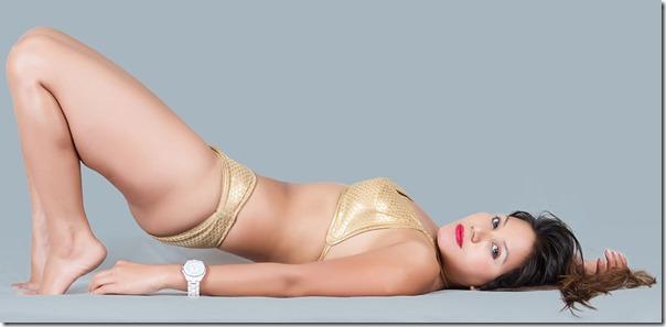 tirsana budhathoki in bikini 2015