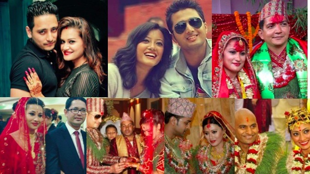nepali actress marry foreign bound guys