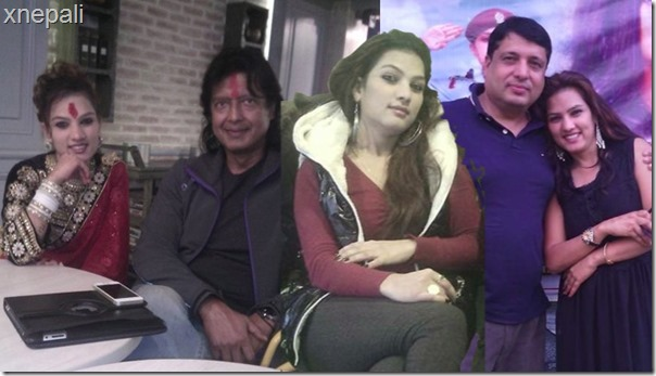 rajesh hamal and chhabi ojha -bhagawati kc cheating