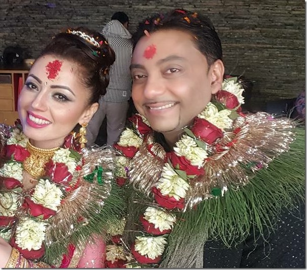 simpal khanal engagement