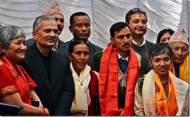 manushi bhattarai marriage baburam