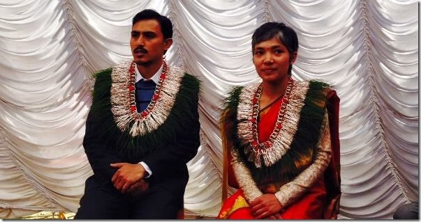 manushi yami bhattarai marriage