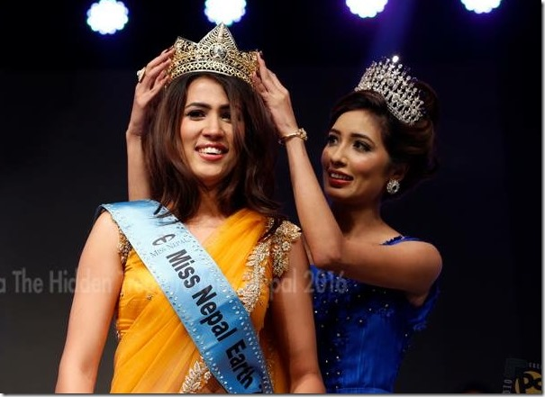 Miss Nepal 2016 winners6