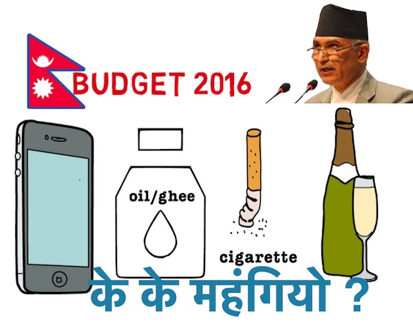 budget 201t what costs more