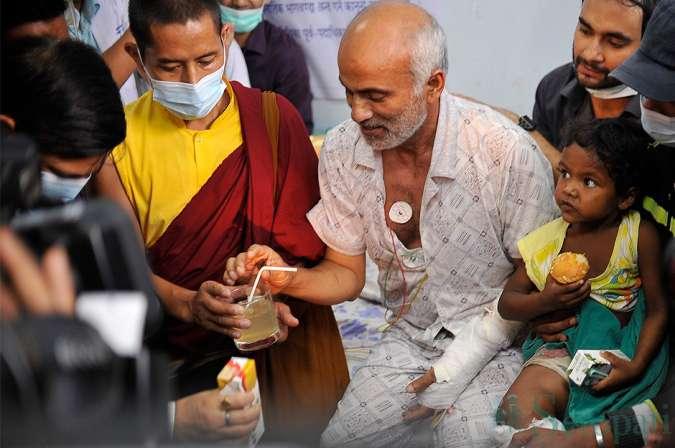 dr kc hunger strike ends