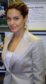 Angelina jolie lugar