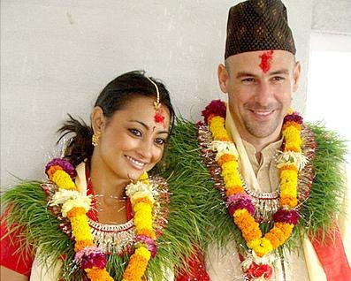 jharna bajracharya second marriage