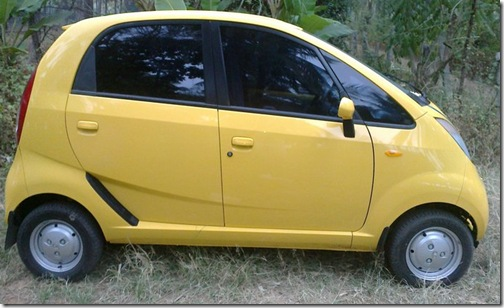 Tata Nano In Nepal For Nano Yatra Campaign Nepali Movies