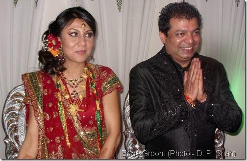 Bhuwan_KC_daughter_son_in_law_kajal