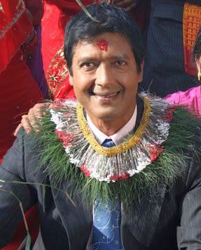 Rajesh Hamal age