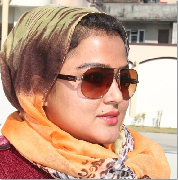 rekha thapa - latest shot