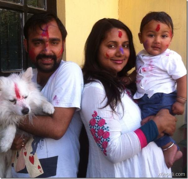 richa and shankar ghimire