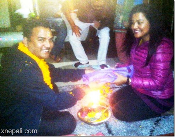 rekha thapa and shankar BC