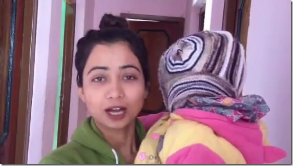 binita baral polio awareness vid