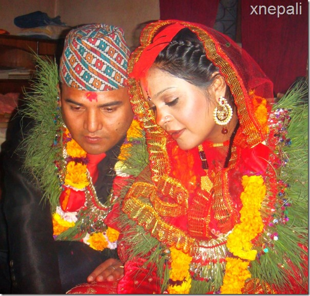 Shankar BC and Nisha Sunar marriage - rituals