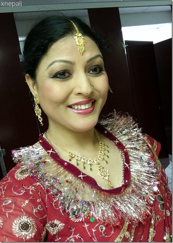 pooja chand marriage to raju lama feb 2014 (1)