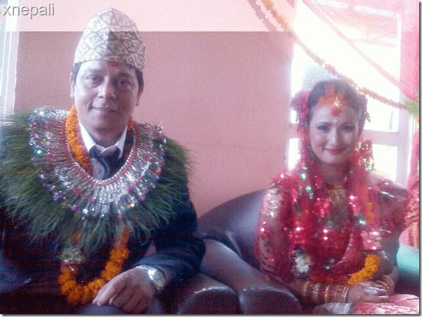 anup baral and diya maskey