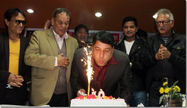 chhabi raj ojha - birthday