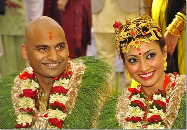 Image result for jharana bajracharya with husband