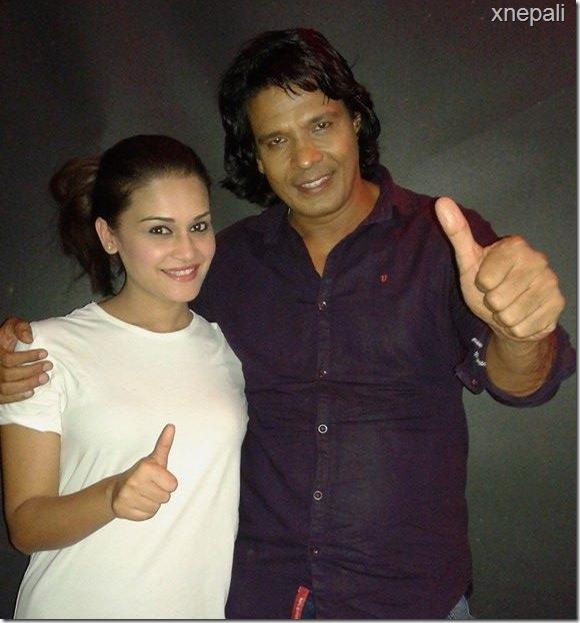 reema bk and biraj Bhatt