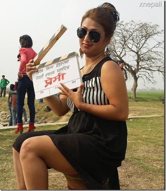 suzana Dhakal - premi shooting (7)