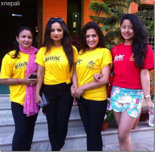 bracelet shooting starts rajani kc (2)