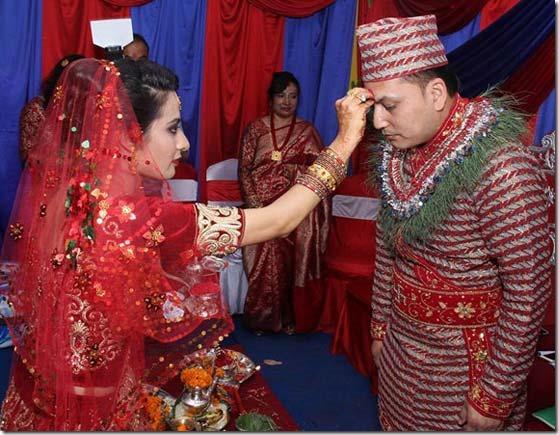 rajina rimal marriage