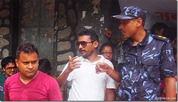 mundre magne budha arrested
