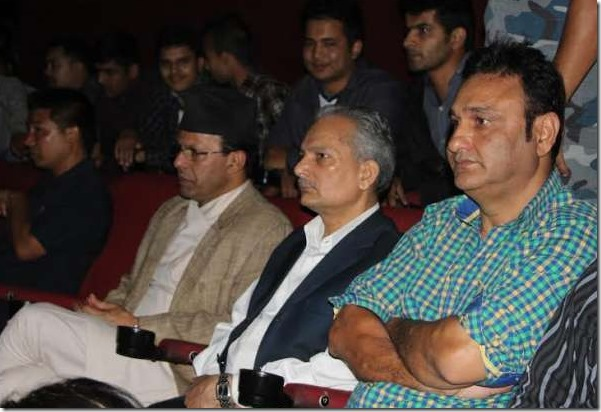 baburam and minendra rijal watch woda number chha