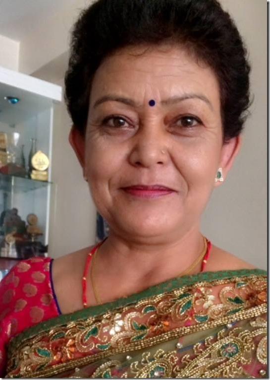 jharana thapa mother