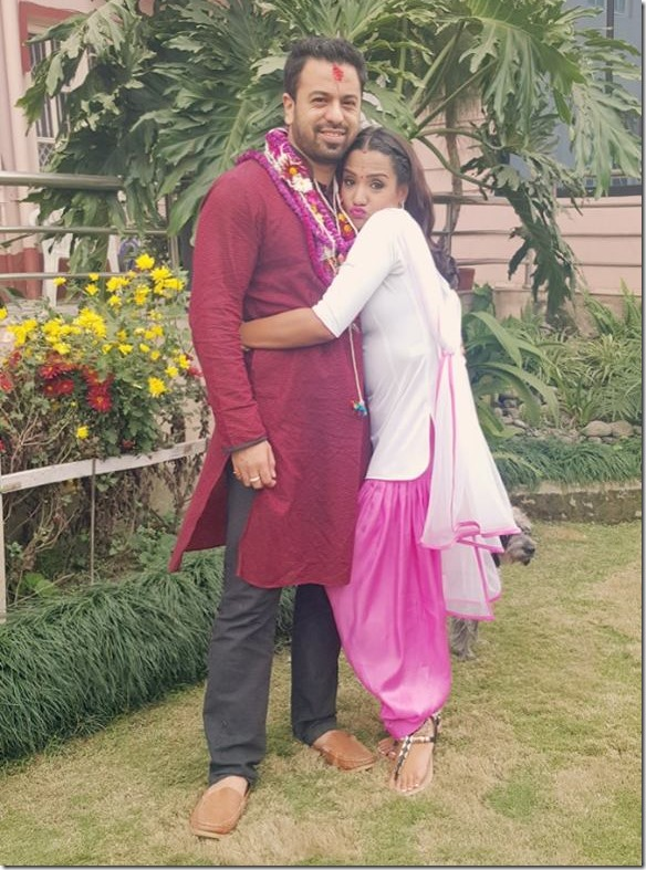 priyanka karki and dikesh malhotra bhaitika 2015