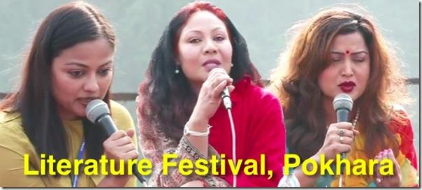 richa sharma gauri malla rekha thapa pokhara
