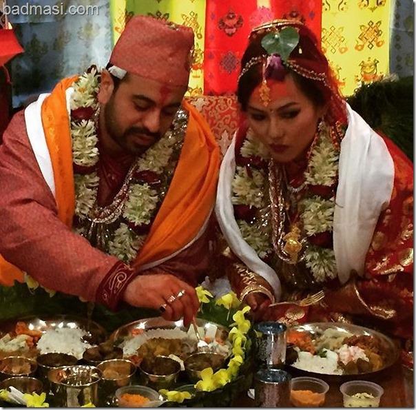 zenisha moktan and dikesh malhotra marriage