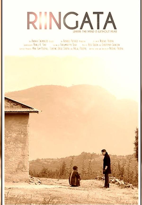 riingata nepali movie poster